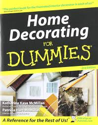 home decorating for dummies katharine kaye mcmillan patricia