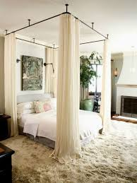 Curtains For Canopy Bed 15 Covet Worthy Canopy Beds Canopy Ceilings And Bedrooms
