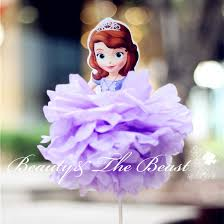 sofia the cake topper 12 high princess sofia cake toppers cake accessory cake table