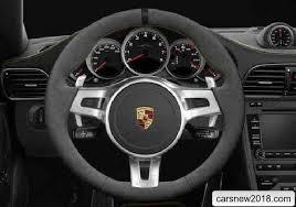 Porsche 911 Turbo S Interior Turbo Sports Car 2018 2019 Porsche 911 Turbo Cars News Reviews