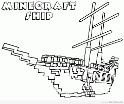 minecraft coloring pages timykids