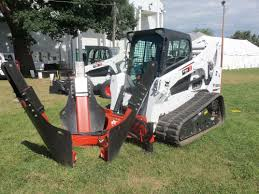 bobcat t590 compact track loader heavy machinery pinterest