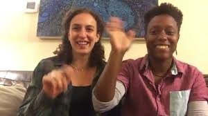 Interacial Lesbians - how we met interracial lesbian couple youtube