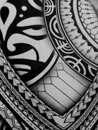 i created a polynesian half sleeve tattoo design for my brother