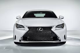 lexus rc 350 spoiler big difference in front bumper between rc f and rc 350 clublexus