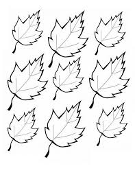 pattern ideas leaf cutout printable delighted cut out templates new inspiring