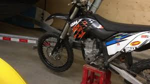 motocross race bikes for sale motocross dirt bike 2009 ktm 450 sx f for sale s o l d youtube