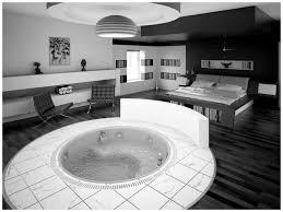 chambre a coucher noir et blanc chambre à coucher chambre noir blanc deco exemples