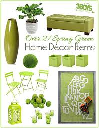 over 27 spring green home decor accent pieces u2013 3 boys and a dog