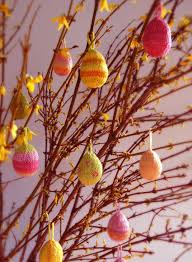 Knitted Easter Egg Decorating Patterns by 13 Exquisite Easter Eggs Mental Floss