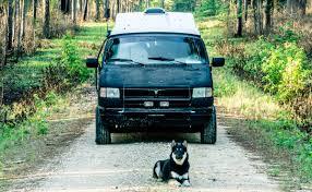 South Dakota travel vans images South dakota the black hills parked in paradise jpg