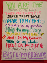 best friend birthday card beccy b u0027day pinterest friend
