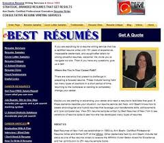 Best Resume Writer by Resume Writing Services 2015