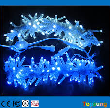 10m blue twinkle led christmas decorative string lights controller