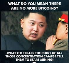 Concentration Meme - kim jong bitcoin funny meme steemit