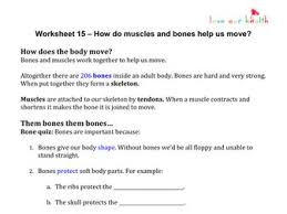 how do muscles and bones help us move by gemorshdy teaching