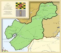Got Map Map Of The Southern Reach Modern Got By Maonsie On Deviantart