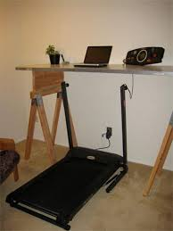 Diy Treadmill Desk Can You Make An Exerpeutic Treadmill Into A Treadmill Desk
