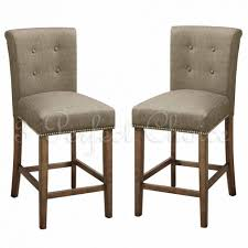 dining room bar furniture bar stools furniture brown leather upholstered counter height