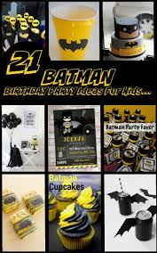 batman party ideas the top 10 best blogs on batman birthday party