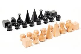chess set designs when modern art met the classic chess set arts culture