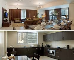 three bedroom townhomes marina hotel apartments rates starting from300 aed