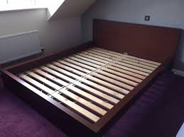 Ikea Bed Frame King Size Ikea King Size Bed Frame Susan Collection With 120x Pictures Malm