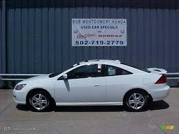 2006 honda accord ex coupe 2006 taffeta white honda accord ex l coupe 9569459 gtcarlot com