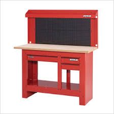 workbench with pegboard and light waterloo workbench set work bench with backwall workbench with