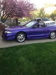 custom 1994 mustang 1994 ford mustang gt custom