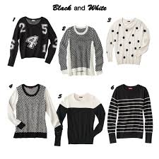 fashion trend guide target trendspotting black and white