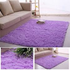 fluffy floor rugs roselawnlutheran fluffy rugs anti skiding shaggy area rug dining room carpet floor mats