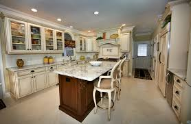 Large Kitchen With Island by Country French Elegance Manasquan New Jersey By Design Line Kitchens