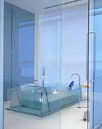 The Idea Of Glass Bathroom - Glass bathroom designs