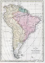 south america map equator the empire and south america maps