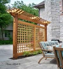 Fence Ideas For Patio Best 25 Privacy Trellis Ideas On Pinterest Garden Privacy