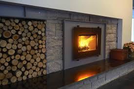 hwam modern wood burning fireplace inserts north america fireplace