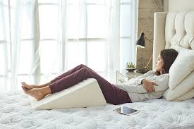 best bed wedge pillow the 8 best bamboo pillows