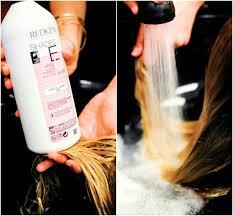 redken hair gloss treatment om hair