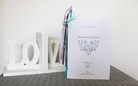 livret de messe mariage pdf 6 idées déco pour présenter et relier votre livret de messe ou de