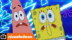 spongebob squarepants gets halloween stop motion special renew