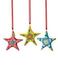 set of five guatemalan folk ornaments folk folk and