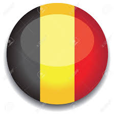 Belgia Flag Belgium Flag In A Button Royalty Free Cliparts Vectors And Stock
