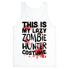 Zombie Hunter Costume My Lazy Costume Collection Lookhuman Page 3