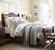 pottery barn cortona bed pottery barn