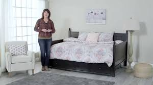 belham living casey daybed black full product review video