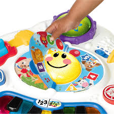 baby einstein discovering music activity table walmart com
