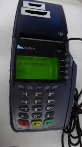 verifone vx 610 omni 5600 credit card reader terminal u2022 29 99