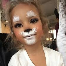 coloring excellent painted bunny faces cat costume makeup
