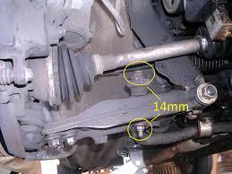 nissan maxima front wheel drive nissan maxima lower control arm bushing change tutorial